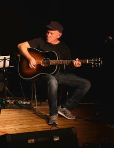 "Billy Goodman (folk / blues, Americana) live in ""Madame..."