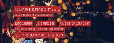 Schabermarkt - Alternativer Weihnachtsmarkt in Kreuzberg