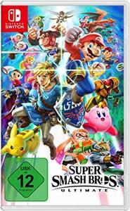 Smash Bros Ultimate Turnier