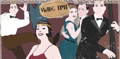 SwingTanzTee in der KMH - Kommt und swingt mit Uns!