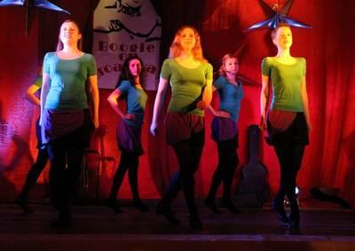 Erwachsene & Teens: Irish Dance ausprobieren