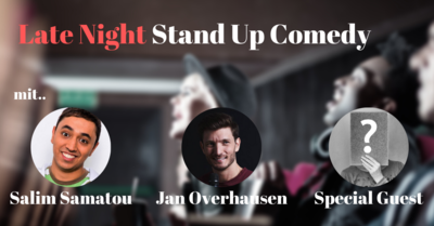 SEXY LATE NIGHT LACHKICK ++ Die etwas andere Stand-Up Comed...