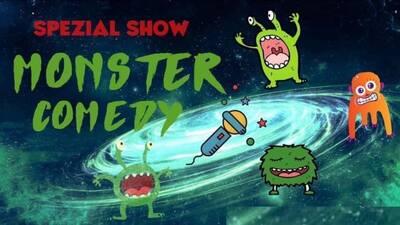 VERANSTALTUNG WIRD ABGESAGT!!! ★ Monster Comedy Show