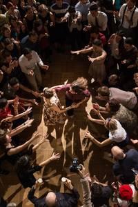 Donation Event: KälteBus | Swing Dance Classes & Party