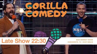 ''Gorilla Comedy Show'' -  Stand Up in B...