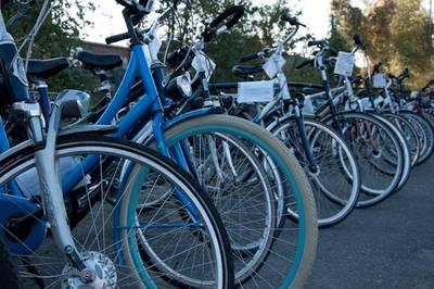 Fahrradmarkt in Berlin - über 300 gebrauchte Räder!