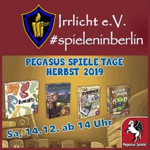 WeltenSchmiede Spieletag am 14. Dezember 2019 - Pegasus-Spie...