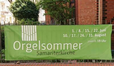 Orgelsommer in Samariter