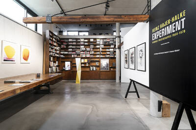 Ausstellungen experimenteller Fotografie (Do - Sa)
