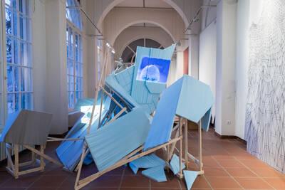 Ausstellung: OTTTO Unsichtbarkeiten. Panorama des Verschwind...
