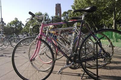 Fahrradmarkt in Berlin - über 500 gebrauchte Fahrräder!