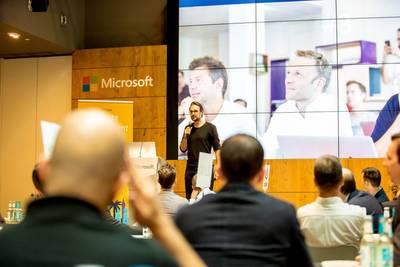 Microsoft ScaleUp Academy