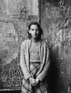 Helga Paris in der Akademier Künste