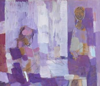 Berthold Adolfsson (1911-2004) - Ein lyrischer Expressionist