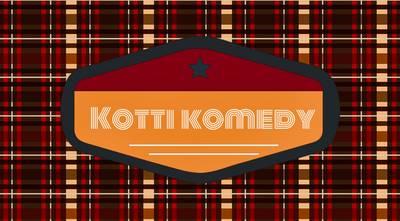 * Kotti Komedy * Stand Up Comedy Show * Kreuzberg( im Monarc...