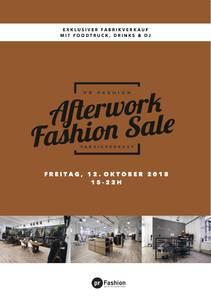 Afterwork Fashionsale VI