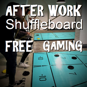 Berlin Shuffleboard Club After Work