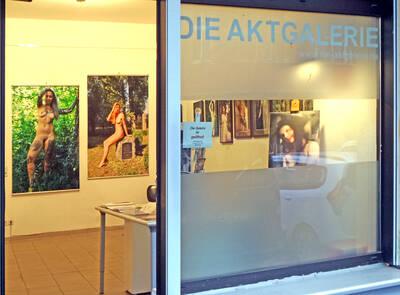 """Die Aktgalerie / """"Die Aktgalerie im 20.Jubiläumsjahr&qu..."""