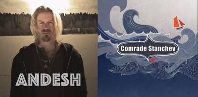 ThursdaySounds Konzert - Andesh & Comrade Stanchev