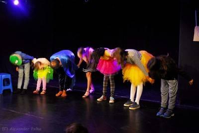 APPLAUSi - Theatergruppe für Kinder ab 8 Jahre