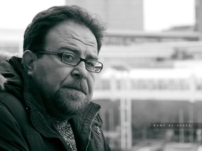 Aref Hamza, Foto: Ramy Al-Asheq
