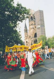 Mutter Erde Street Parade