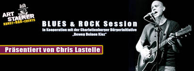 BACK TO THE ROOTS: BLUES & ROCK Session