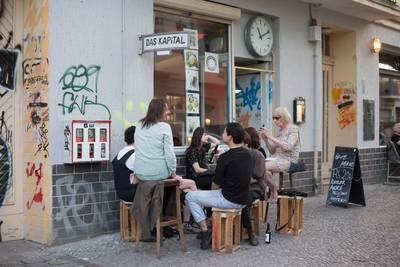 DAS KAPiTAL - ein Ort für Zusammekunft und Dialog