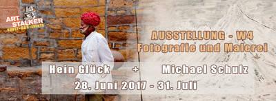 Hein Glück + Michael Schulz - Fotografie und Malerei