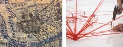 Open Closed Open: Avner Sher Work in Progress – Personal Map...