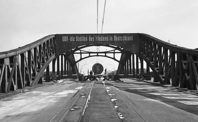 Die Berliner Mauer im Soldiner Kiez