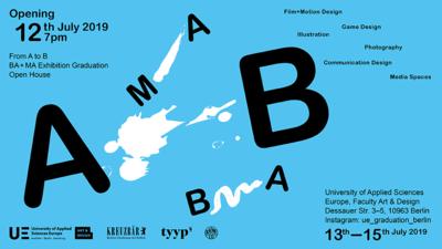 Graduenten Ausstellung Berlin: From A – B