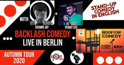 Backlash at Rooftop Comedy #13 - Backlashings of Sun!