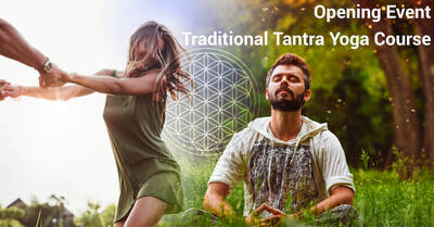 Free Opening Event Traditional Tantra Yoga Course