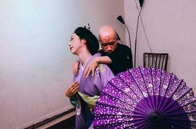 Chihoco Yanagi & Takushi Mianagawa, Bande á Part  - Tanz...
