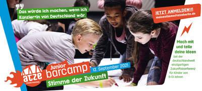 ATZE Junior Barcamp 2021