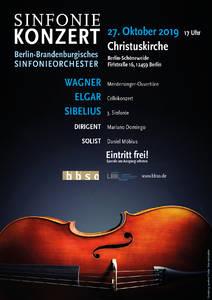 Sinfoniekonzert des Berlin-Brandenburgischen Sinfonieorchest...