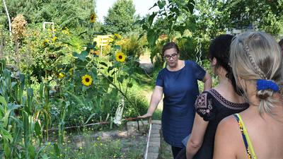 Qualifizierung Grüne Stadt Frauen Berlin Pankow