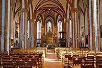 Sehenswert: Gotische Kirche St. Nikolai Berlin-Spandau
