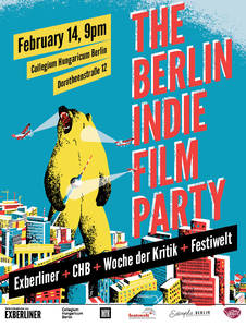 Berlinale-Party: The Berlin Indie Film Party