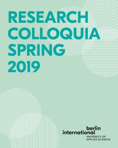 """Research Colloquia at BI - """"Narrations for Spatial Tran..."""