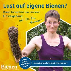 Imkerkurs für Einsteiger - kostenloser Schnuppertag!