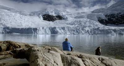 Zwischen Himmel und Eis - ein klimapolitischer Kinoabend mit...