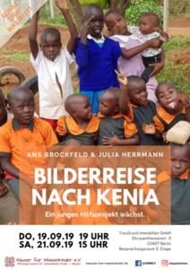 Bilderreise nach Kenia