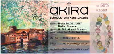 Neueröffnung für Schmuck-und Kunstgalerie in der Altstadt-Sp...