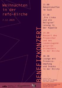 Konzert des Prosecchor und des Landesjugendgitarrenorchester...
