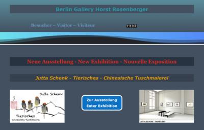 3D-Ausstellung: Tierisches - Chinesische Tuschmalerei