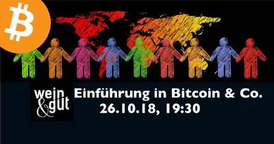 Einführung in Bitcoin & Co.
