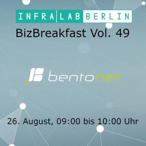 Digitales BizBreakfast Vol. 49 mit BentoNet