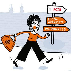 Blog-Werkstatt für Frauen mit gesundheitlichen Beeinträchtig...